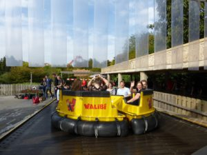 The SND group went to Walibi World (one of the largest amusement parks in the Netherlands)! Most of us had a lot of fun…